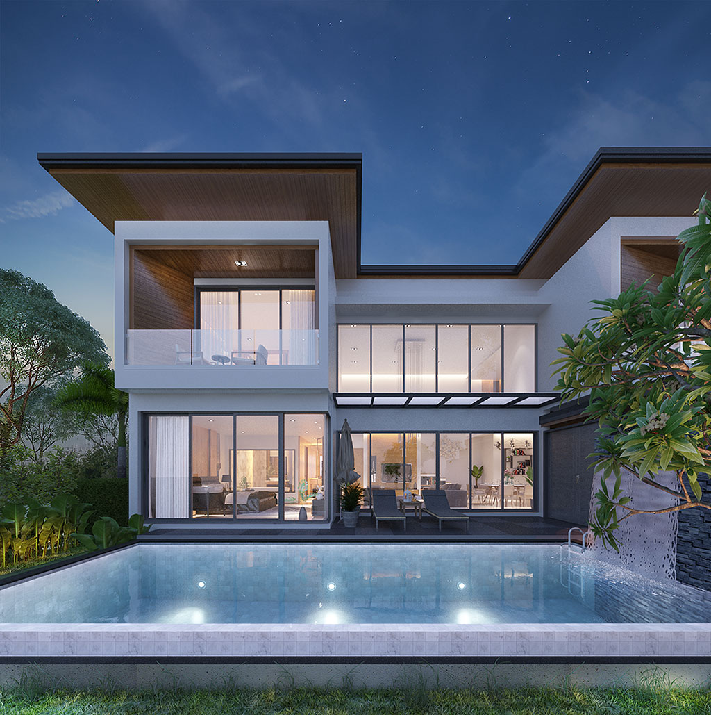 Pool Villa for Sale in Phuket