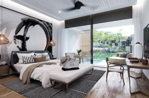 Bedroom Pool Villa for sale Phuket