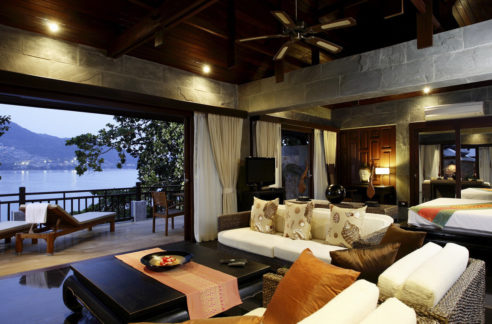 Bedroom- Villa for sale Phuket