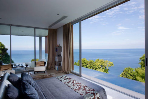 Master Bedroom- Villa for sale Phuket