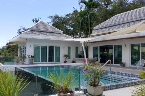 Swimming pool- Villa for sale Phuket