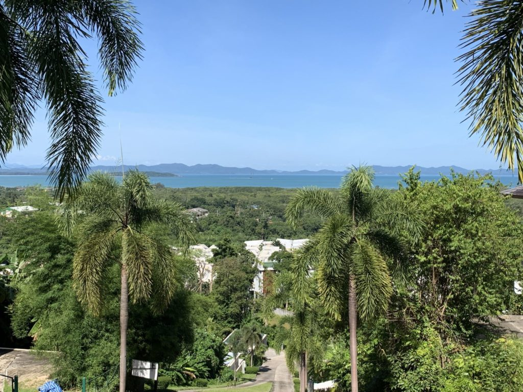 Sea view Land for sale in Phuket – Yamu