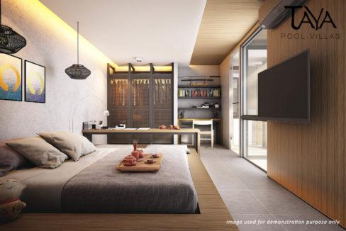 Bedroom - Pool Villa for sale Phuket