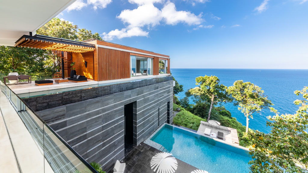 Luxury Villa for Rent Phuket. Ocean Front