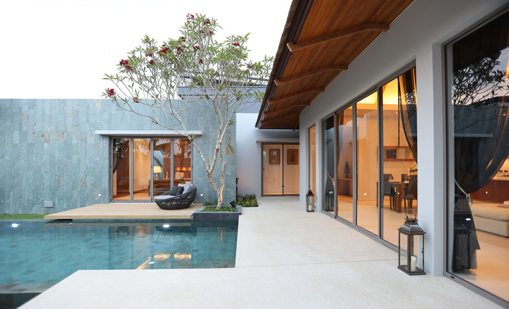 Luxury Pool Villa for Sale in Phuket