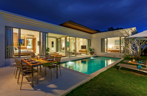 Swimming Pool Villa for sale Phuket