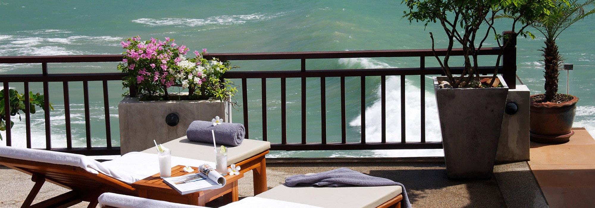 Pool Villa for Rent in Phuket. Ocean Front