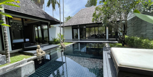 Luxury Pool Villa for Sale in Phuket