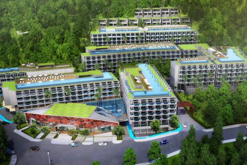 Exterior - Condominium for sale Phuket