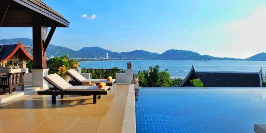 Seaview Villa for rent in Phuket         ⭐⭐⭐⭐⭐