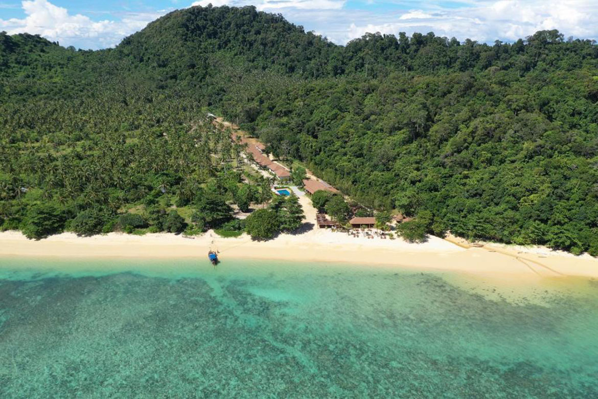 *HOT DEAL*  BEACH FRONT  Land for sale on Island.